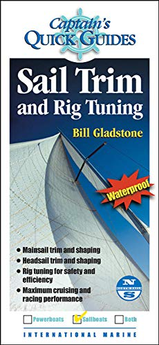 9780071440134: Sail Trim and Rig Tuning: A Captain's Quick Guide (Captain's Quick Guides)