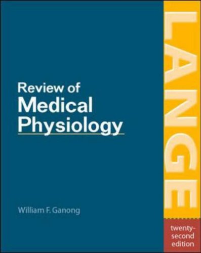 9780071440400: Review of Medical Physiology (Lange Basic Science)
