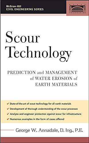 9780071440578: Scour Technology: Mechanics and Engineering Practice (McGraw-Hill Civil Engineering)