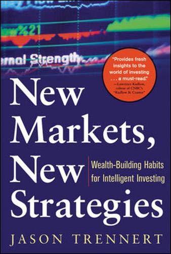 9780071440608: New Markets, New Strategies