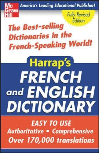 9780071440691: Harrap's French and English Dictionary (Harrap's Dictionaries)