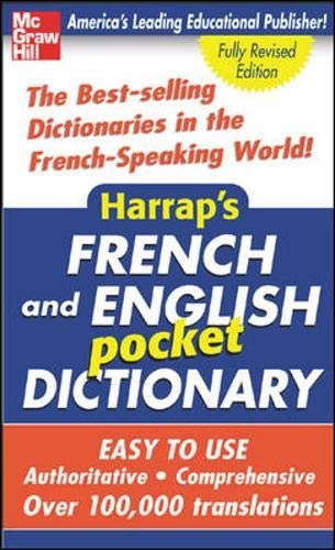 9780071440707: Harrap's French and English Pocket Dictionary