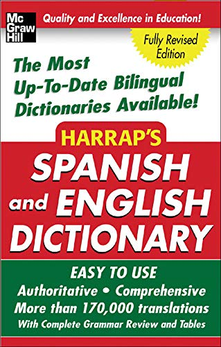 9780071440721: Harrap's Spanish and English Dictionary