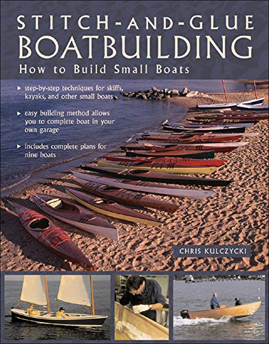 9780071440936: Stitch-and-Glue Boatbuilding: How to Build Kayaks and Other Small Boats (International Marine-RMP)