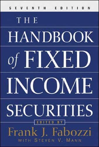 9780071440998: The Handbook of Fixed Income Securities