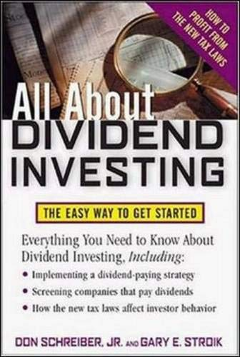 9780071441155: All About Dividend Investing: The Easy Way to Get Started (All About Series)