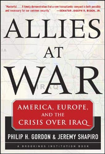 9780071441209: Allies At War: America, Europe and the Crisis Over Iraq