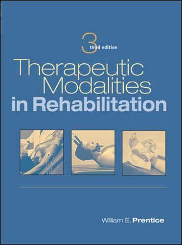 9780071441230: Therapeutic Modalities in Rehabilitation