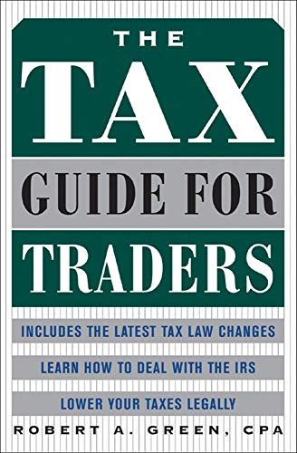 9780071441391: The Tax Guide for Traders