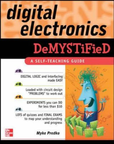 9780071441414: Digital Electronics Demystified: A Self-teaching Guide