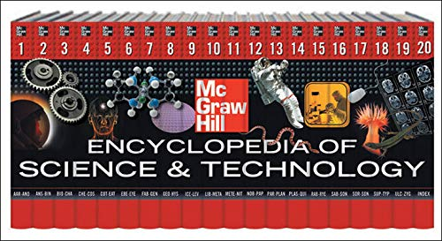 MCGRAW HILL ENCYCLOPEDIA OF SCIENCE & TECHNOLOGY 20 VOL SET: MCGRAW-HILL