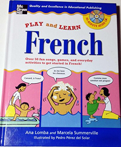 9780071441520: Play And Learn French