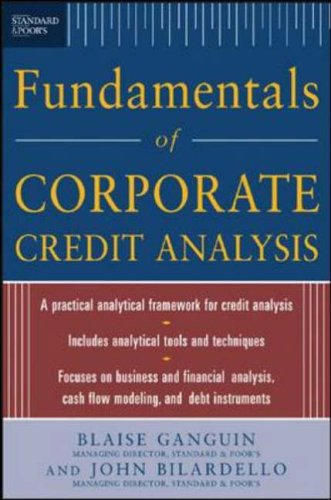 9780071441636: Standard & Poor's Fundamentals of Corporate Credit Analysis