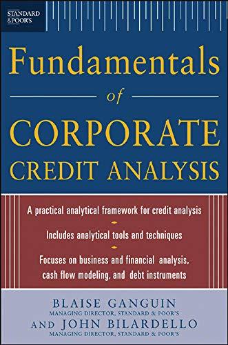 9780071441636: Standard & Poor's Fundamentals of Corporate Credit Analysis