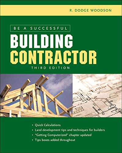 9780071441742: Be a Successful Building Contractor