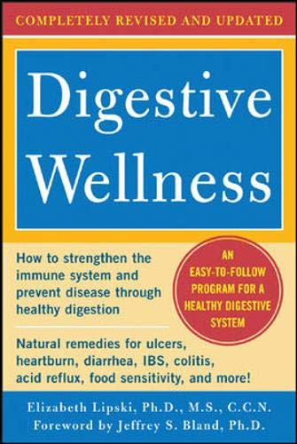 9780071441964: Digestive Wellness: How to Strengthen the Immune System and Prevent Disease Through Healthy Digestion (3rd Edition): Completely Revised and Updated Third Edition