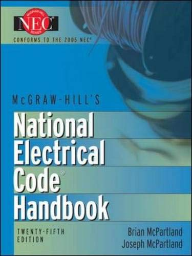 9780071443401: National Electrical Code Handbook (McGraw-Hill's National Electrical Code Handbook)