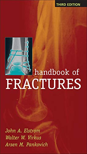 9780071443777: Handbook of Fractures, Third Edition