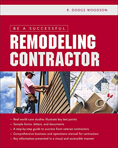 9780071443821: Be a Successful Remodeling Contractor