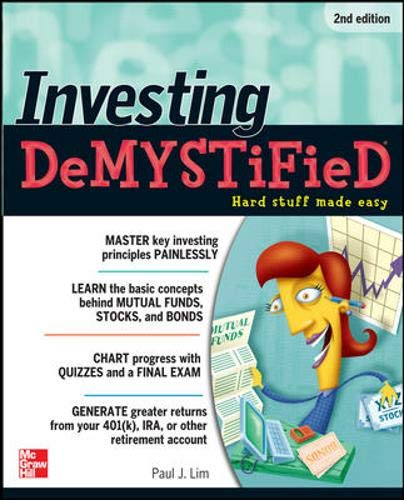 9780071444125: Investing Demystified