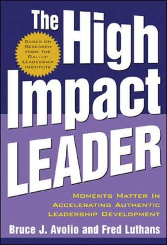 9780071444132: The High Impact Leader