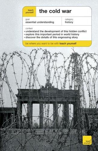 9780071444248: Teach Yourself the Cold War (Teach Yourself History)