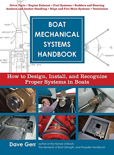 9780071444569: Boat Mechanical Systems Handbook: How to Design, Install, and Recognize Proper Systems in Boats