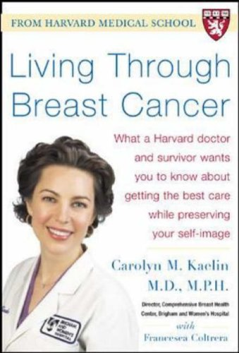 9780071444637: Living Through Breast Cancer