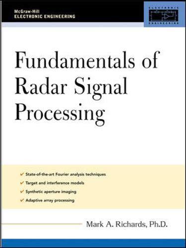 9780071444743: Fundamentals of Radar Signal Processing