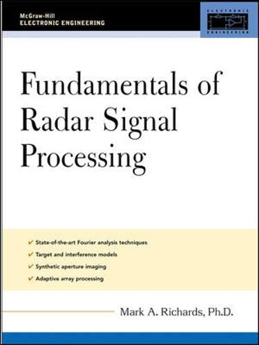 9780071444743: Fundamentals of Radar Signal Processing