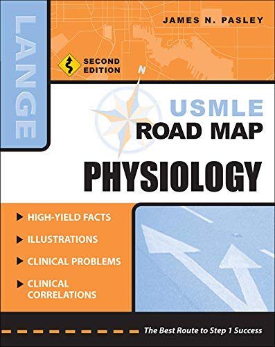 9780071445177: USMLE Road Map Physiology, Second Edition (LANGE USMLE Road Maps)