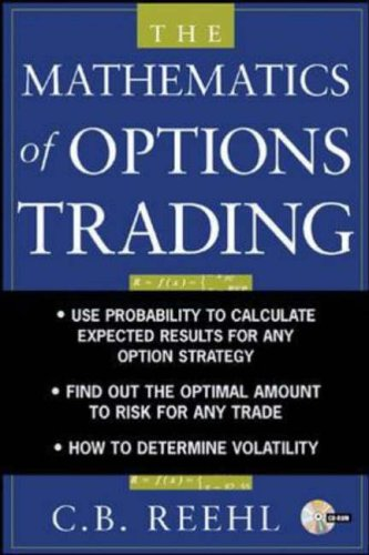 9780071445283: The Mathematics of Options Trading