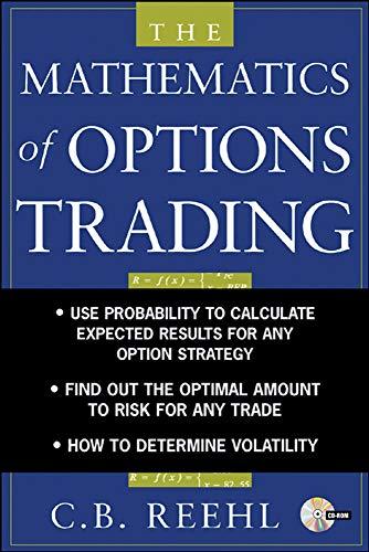 9780071445283: The Mathematics of Options Trading