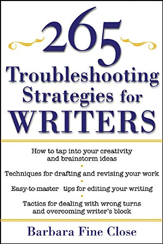 9780071445399: 265 Troubleshooting Strategies for Writers