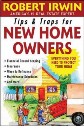 9780071445429: Tips and Traps for New Home Owners