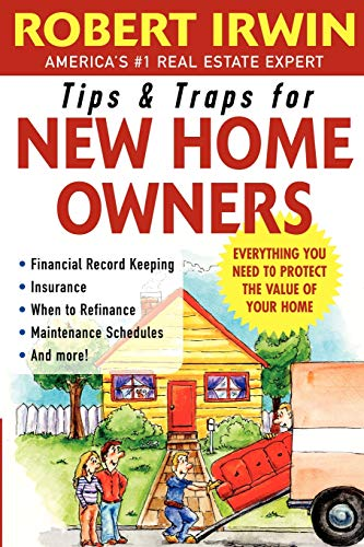 9780071445429: Tips and Traps for New Home Owners (Tips & Traps)