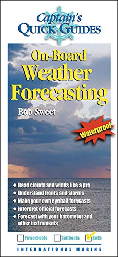 9780071445474: On-Board Weather Forecasting: A Captain's Quick Guuide (Captain's Quick Guides)