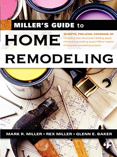 9780071445535: Miller's Guide to Home Remodeling