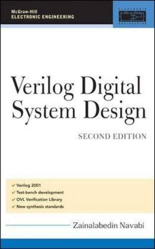 9780071445641: Verilog Digital System Design: Register Transfer Level Synthesis, Testbench, and Verification