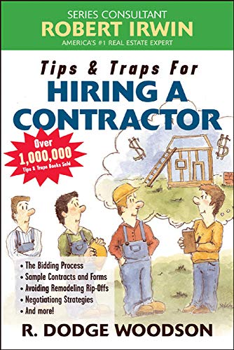 9780071445849: Tips & Traps for Hiring a Contractor (Tips and Traps)