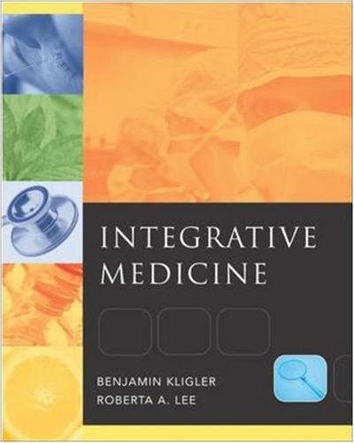 9780071446143: Integrative Medicine Value Pack