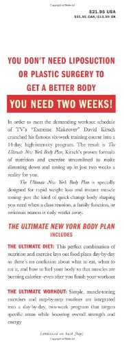 9780071446495: The Ultimate New York Body Plan: Just 2 weeks to a total transformation