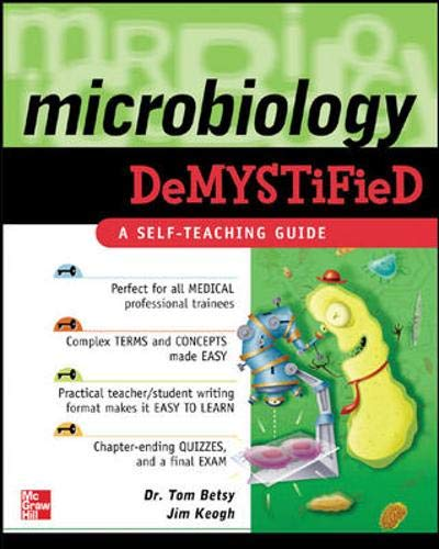 9780071446501: Microbiology Demystified