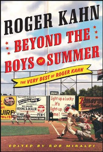 9780071447270: Beyond the Boys of Summer