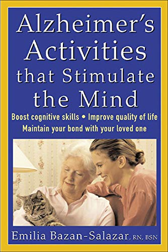9780071447317: Alzheimer's Activities That Stimulate the Mind