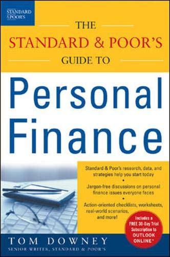 9780071447416: The Standard & Poor's Guide to Personal Finance