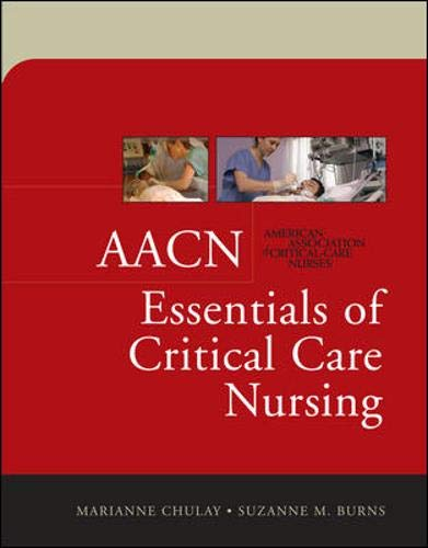 9780071447713: AACN Essentials of Critical Care Nursing