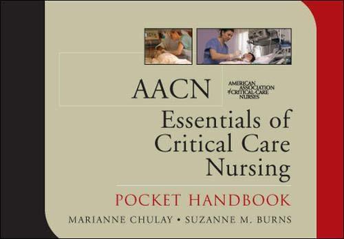 9780071447720: AACN Essentials of Critical Care Nursing: Pocket Handbook