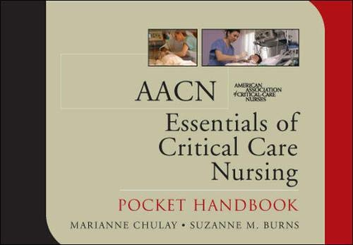 9780071447720: AACN Essentials of Critical Care Nursing: Pocket Handbook
