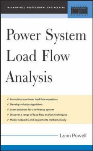 9780071447799: Power System Load Flow Analysis (Professional Engineering S)